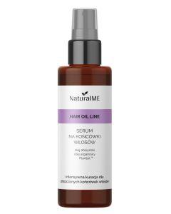 NaturalME Hair Oil Line