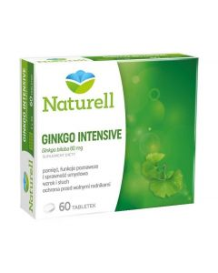 Naturell Ginko Intensive