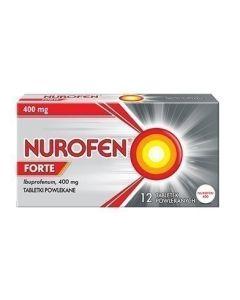 Nurofen Forte 400 mg Tabletki