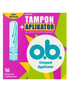 OB Compact Aplicator Normal