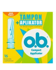 OB Compact Aplicator Super