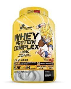 Olimp Whey Protein Complex Vanilla Ice Cream Dragon Ball Z