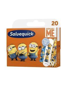 Salvequick Minionki