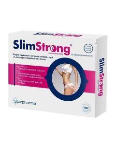 SlimStrong 30 Tabletek