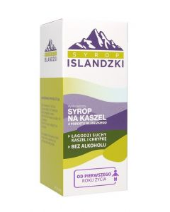Syrop Islandzki 200 ml