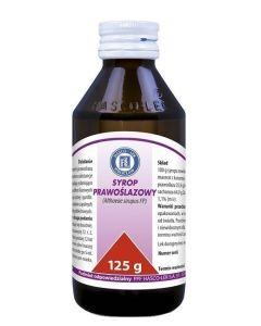 Syrop Prawoślazowy Hasco 125 g