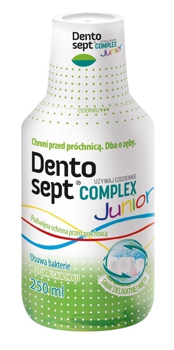 Dentosept Complex Junior płyn do higieny jamy ustnej