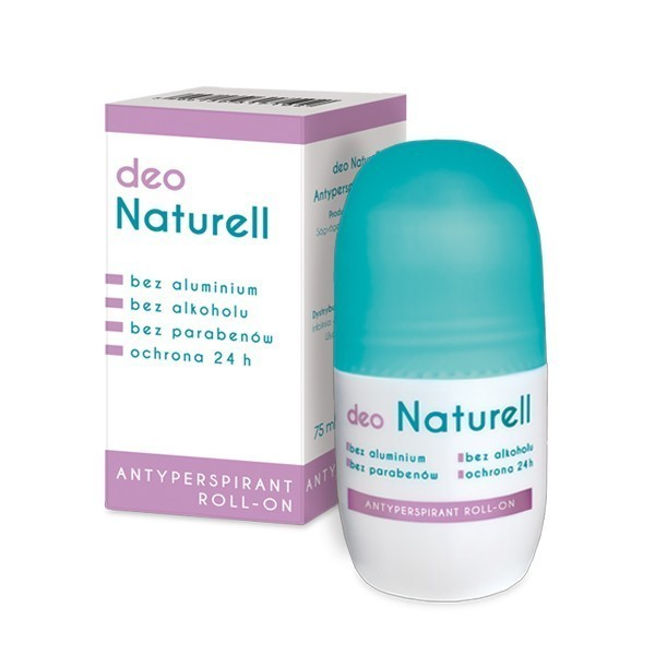 Deo Naturell antyperspirant roll-on