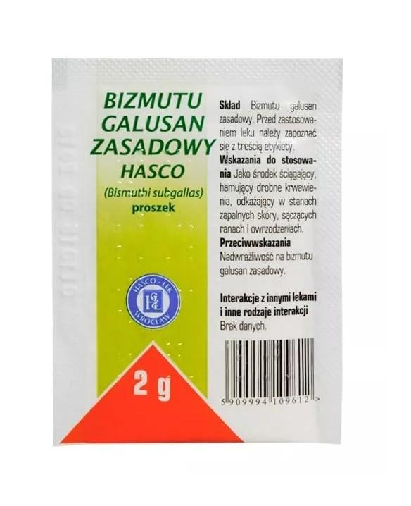 Dermatol Hasco 2 g