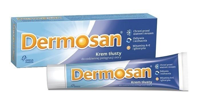 Dermosan Tłusty Krem 40 g