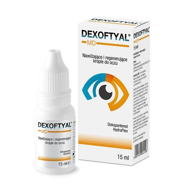 Dexoftyal MD Krople do oczu 15 ml