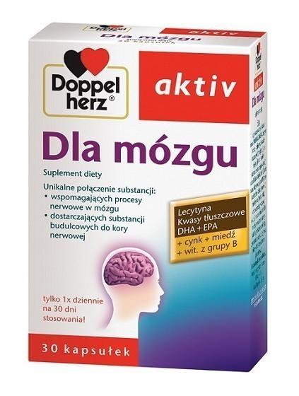 Doppelherz aktiv Dla mózgu