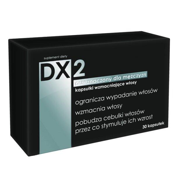 DX2 wzmac.włosy dla mężczyzn