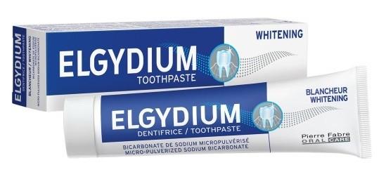 Elgydium Whitening - wybielająca pasta do zębów