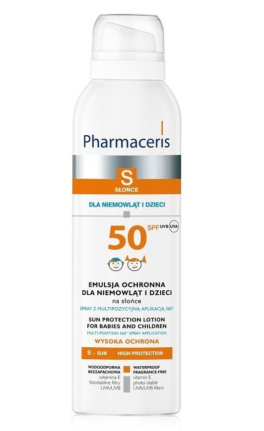 Pharmaceris S SPF50