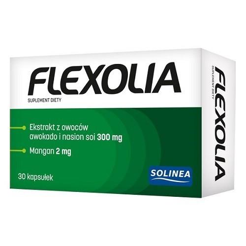 Flexolia 30 Kapsułek