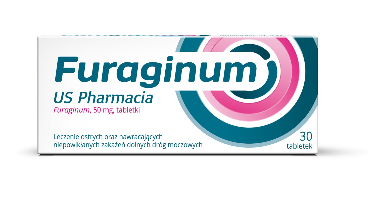 Furaginum US Pharmacia 30 Tabletek