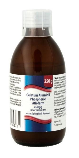 Gelatum Aluminii Phosphorici Aflofarm