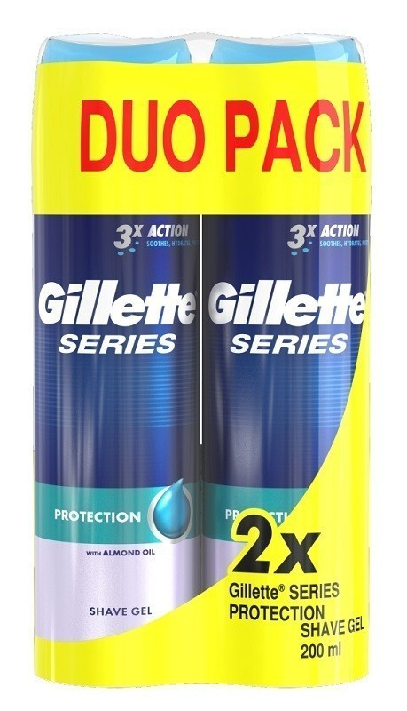Gillette Series Protection