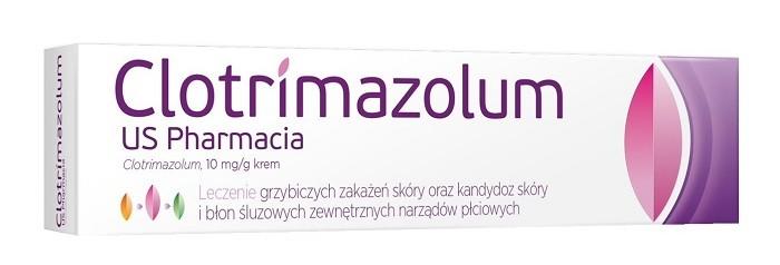 Clotrimazolum Krem 20 g