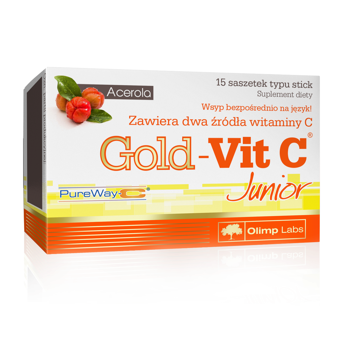 Olimp Gold-Vit C Junior