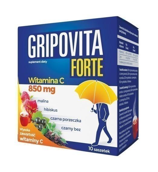 Gripovita Forte