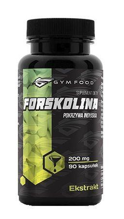 Gymfood Forskolina