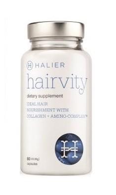 Halier Hairvity 60 Kapsułek