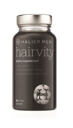 Halier Hairvity Men 60 Kapsułek