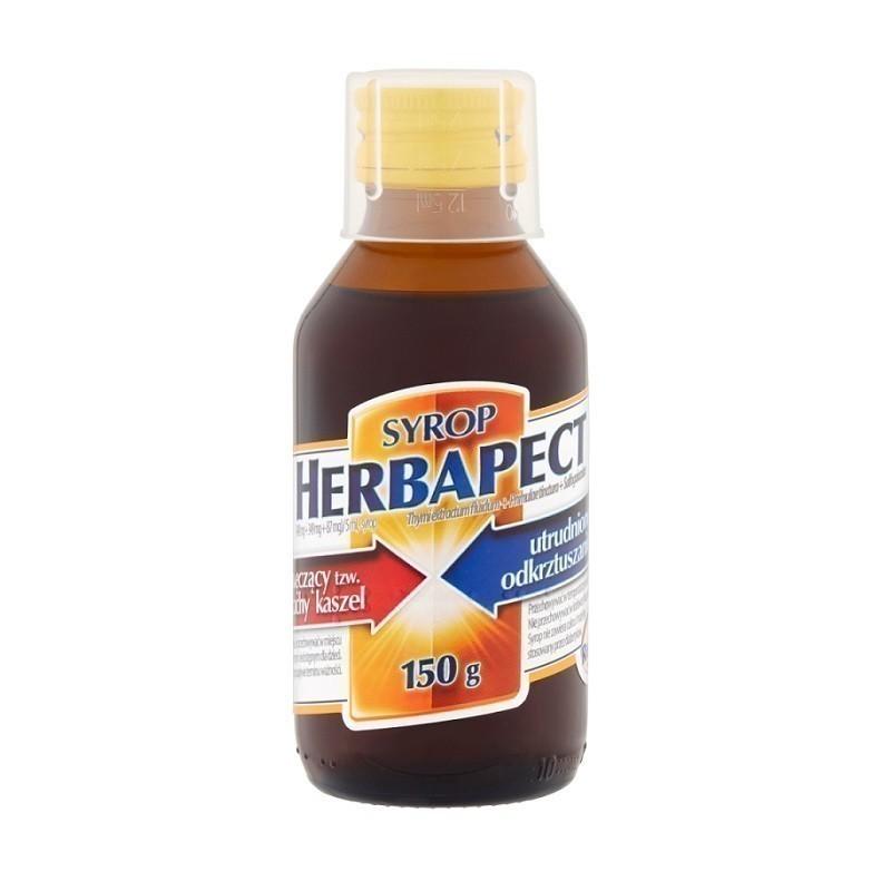 Herbapect Syrop