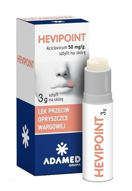 Hevipoint Sztyft Do Ust 5% 3 g
