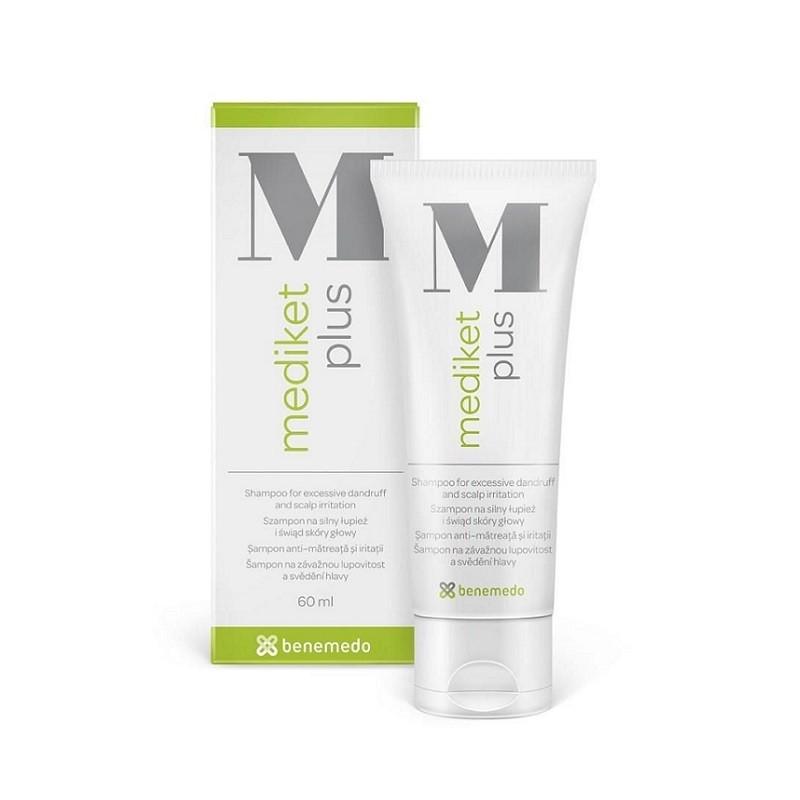Mediket Plus Szampon przeciwłupieżowy 100 ml