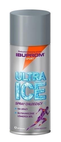 Ibuprom Ultra Ice Spray Chłodzący 200 ml
