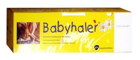 Baby-Haler Inhalator dla dzieci 1 szt.