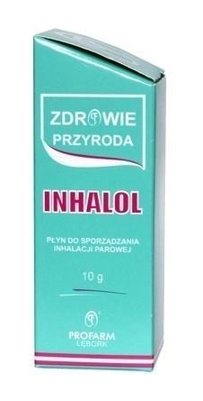 Inhalol Płyn Do Inhalacji 10 g