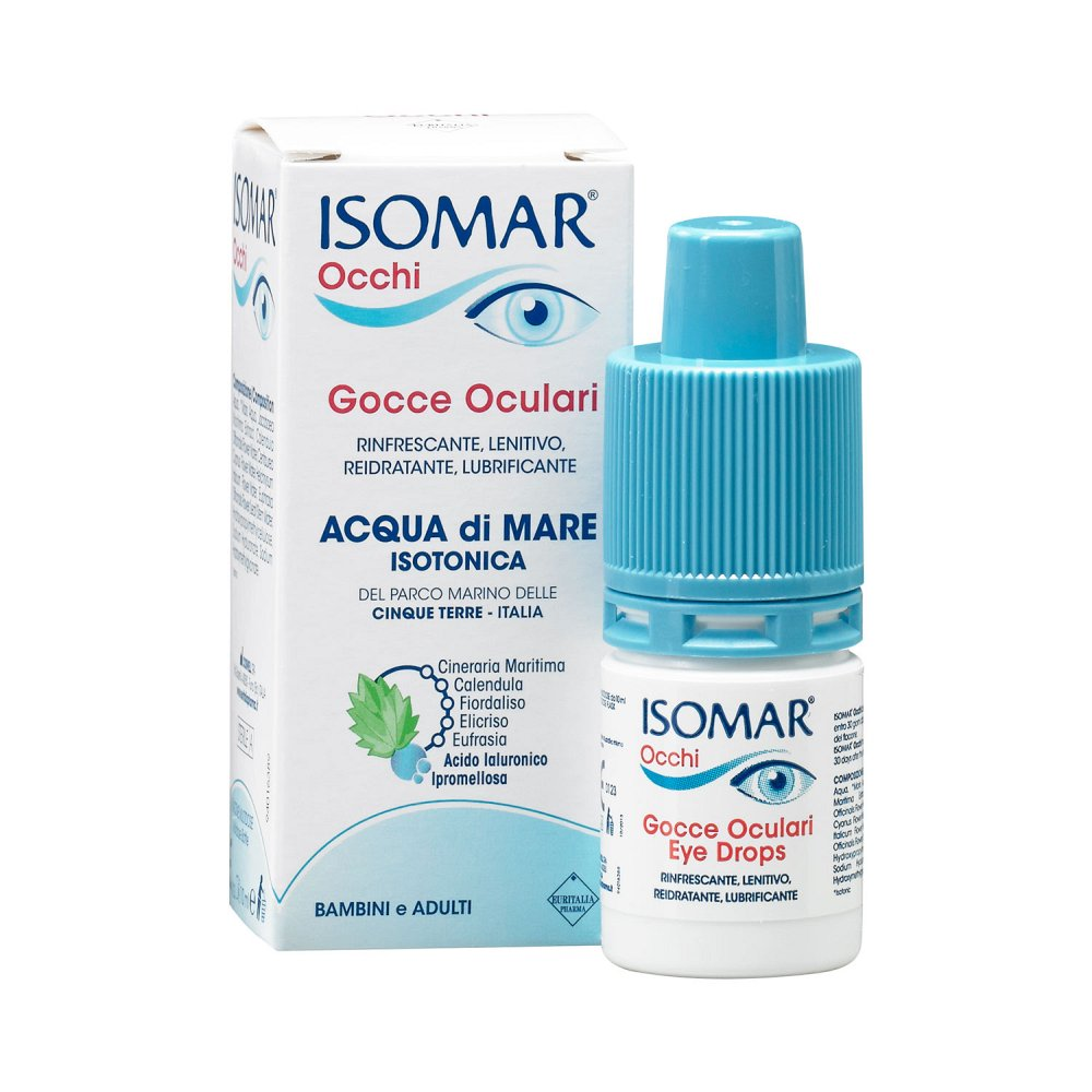 Isomar Occhi Krople do Oczu 10 ml