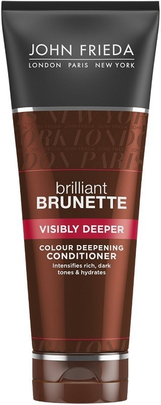 John Frieda Brilliant Brunette Visibly Deeper