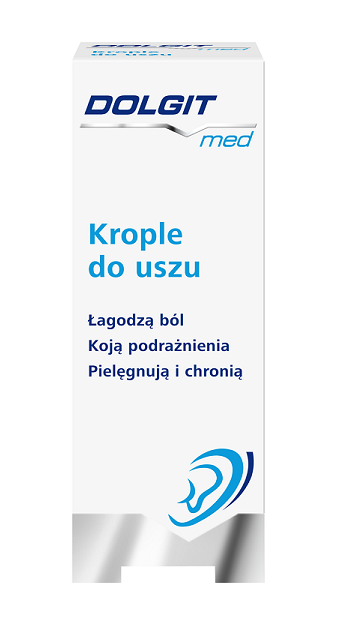 Dolgit Med Krople Do Uszu 10 ml