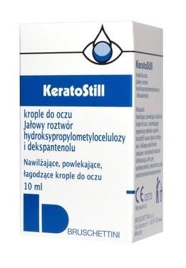 Keratostill Krople do oczu 10 ml