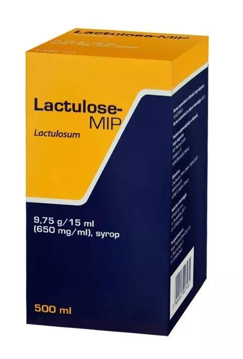 Lactulose-MIP
