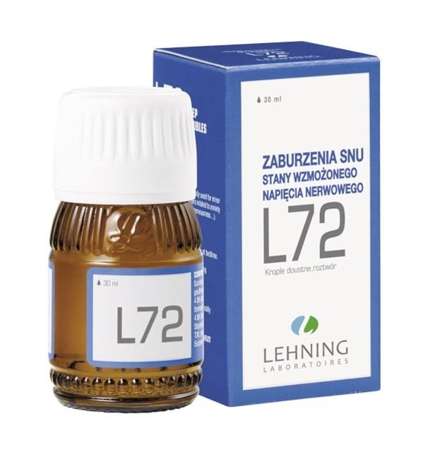 Lehning Krople L72 30 ml