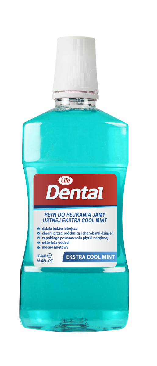 Life Dental Extra Cool Mint