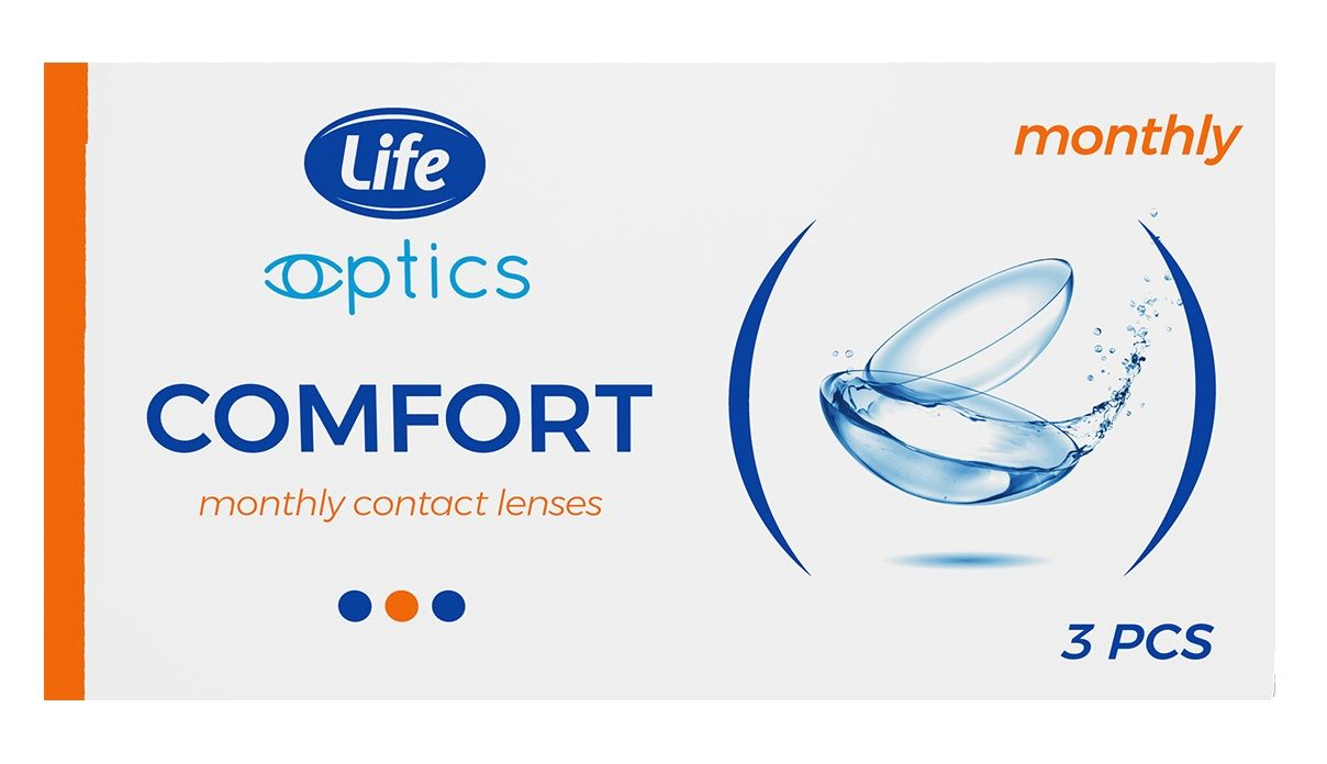Life Optics Comfort Monthly