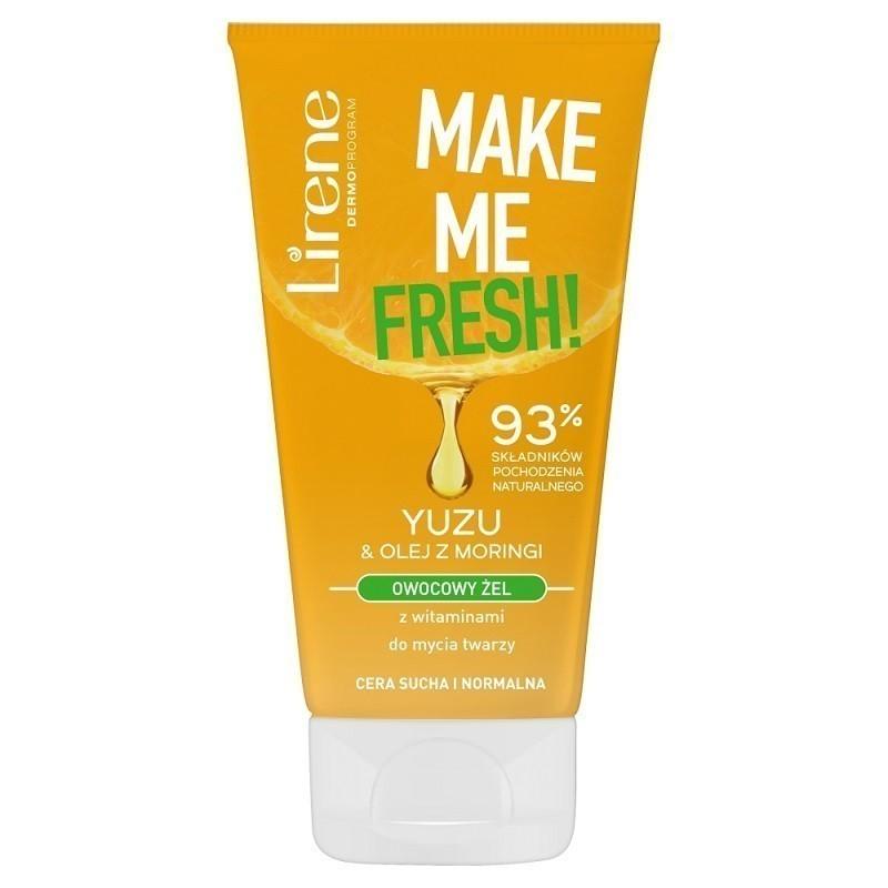 Lirene Make Me Fresh Yuzu & Olej z Moringi