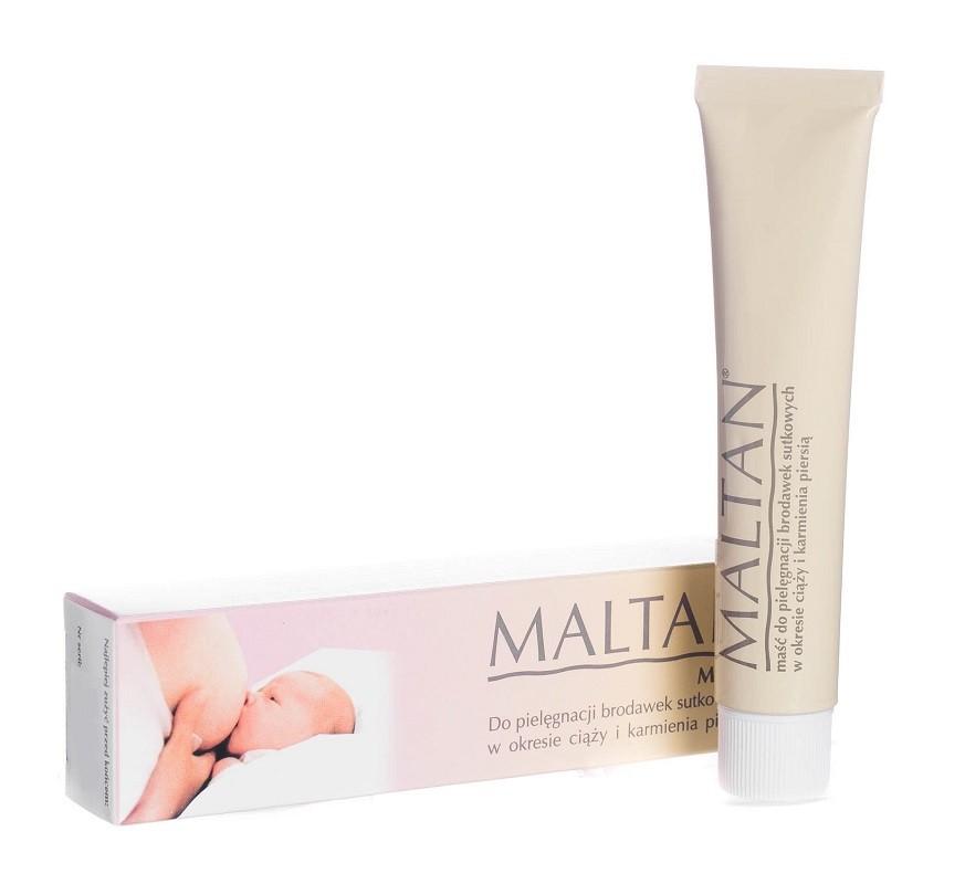 Maltan 30% Maść do pielęgnacji brodawek sutkowych 40 ml