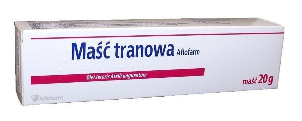 Maść Tranowa Aflofarm 20 g