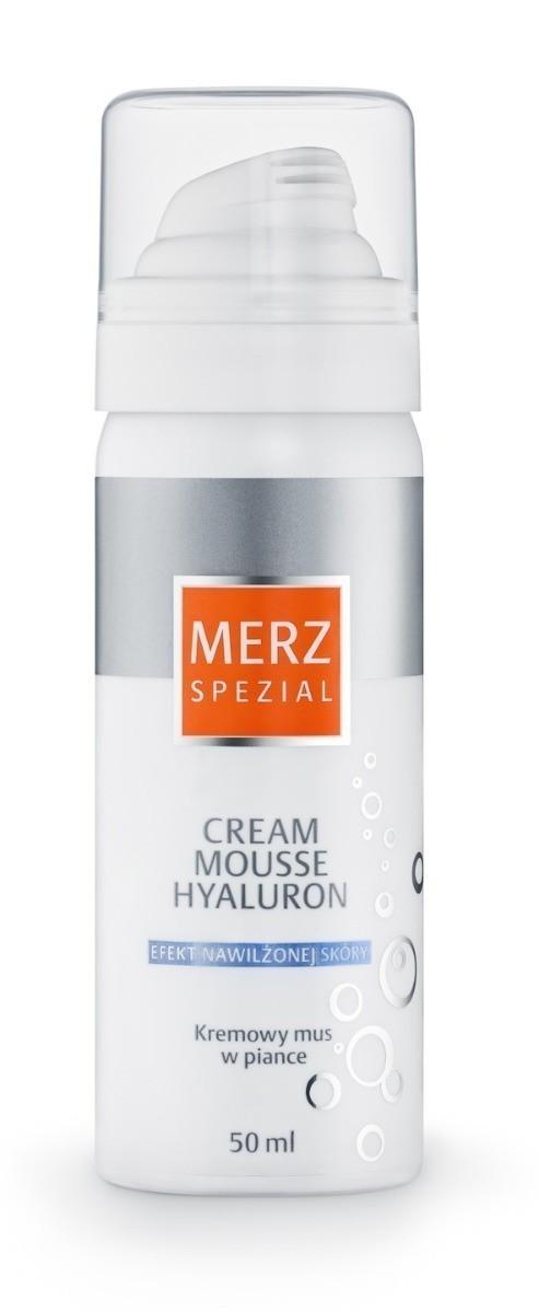 Merz Spezial Cream Mousse Hyaluron 50 ml