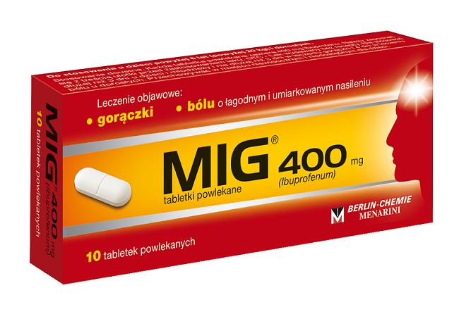 MIG 400 mg