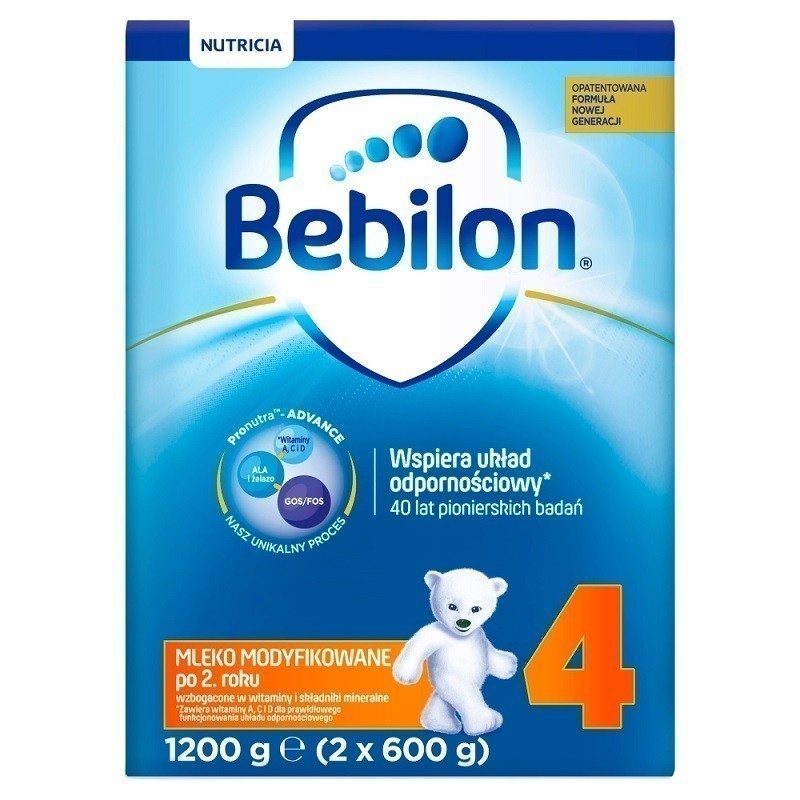 Bebilon 4 Pronutra-Advance