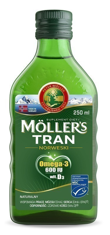 Mollers Norweski Naturalny